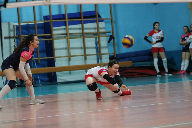 PGS U18 Bianca 27 Gennaio 2020 Bracco Pro Patria  - Pallavolo Lonate Pozzolo 2 - 3