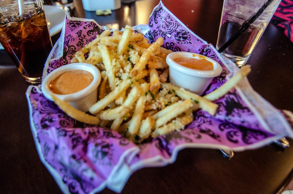 Cafe Orleans Pommes Frites DL