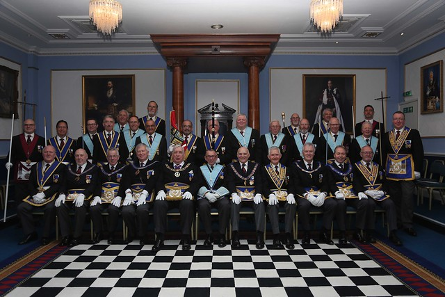 2020 Burdett Lodge 150th Anniversary