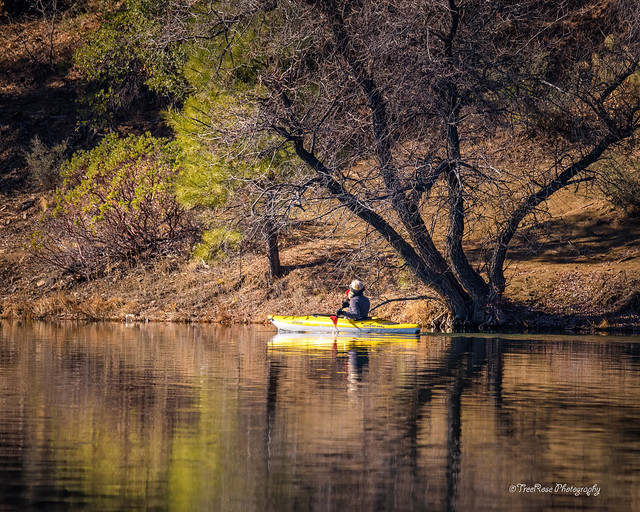 Kayak at Goldwater 2