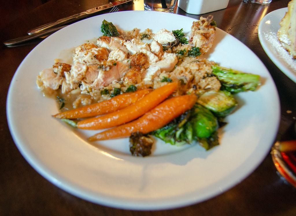 Cafe Orleans chicken DL