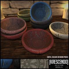 [Kres] Kestor Bowls