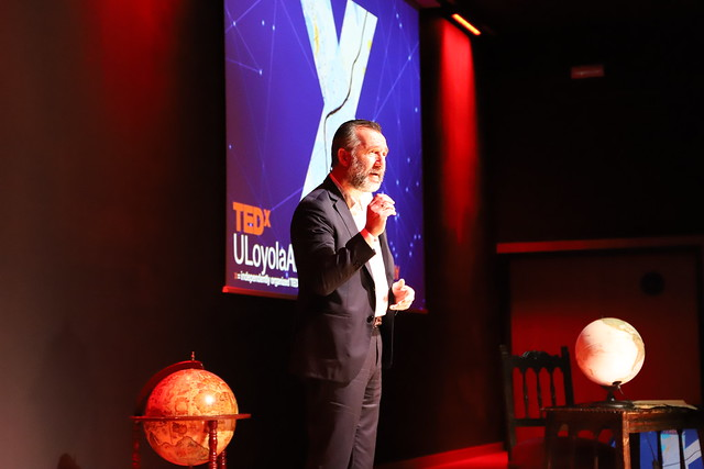 Encuentro TEDx Universidad Loyola