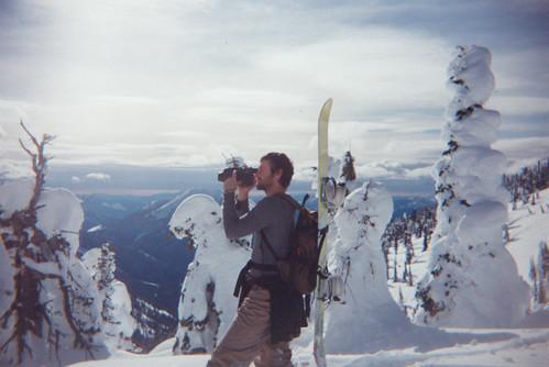 Hanus, BC trip 1997-98