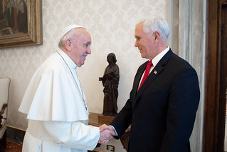 Flickr: Vice President Mike Pence's Visit to the Vatican