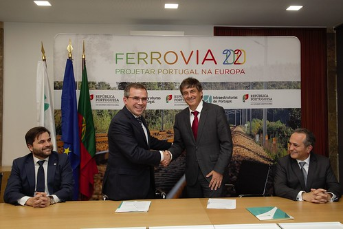 COMSA and its subsidiary FERGRUPO are participating in the construction of a new section of the Southern International Corridor in Portugal