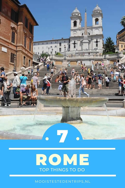 7 top things to do in Rome | Your ultimate Rome survival guide