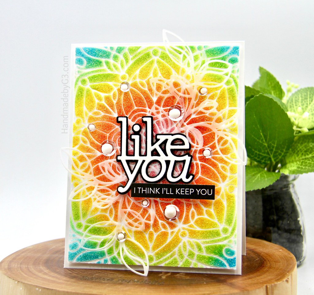 Like you card!