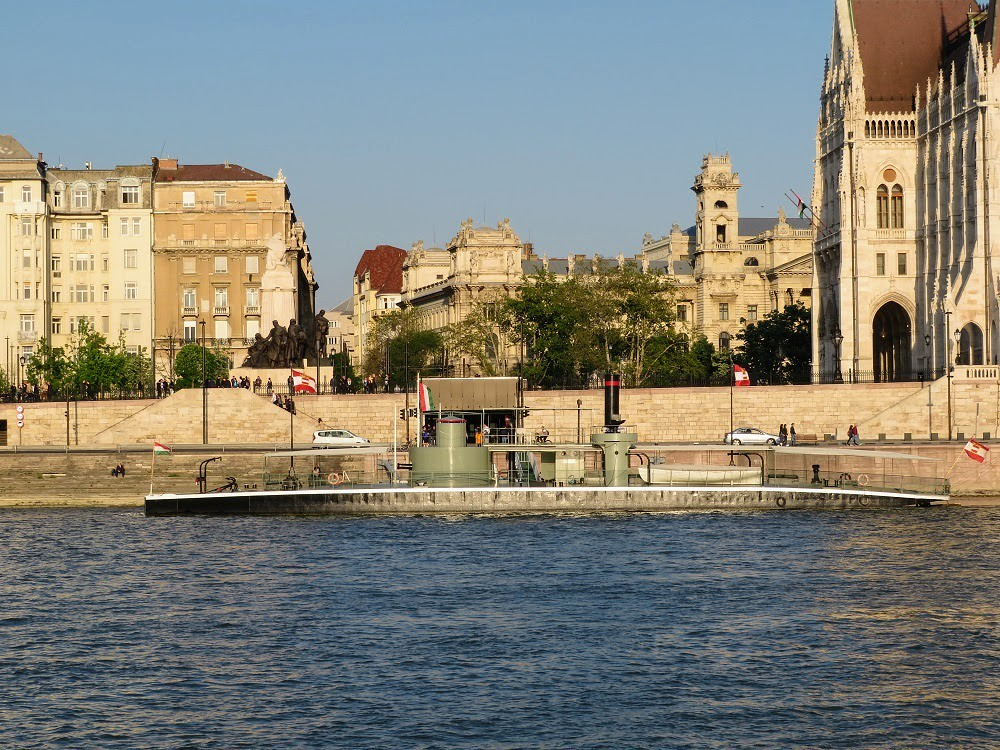 Майский Будапешт. Самый старый корабль военно-морского флота Австро-Венгрии