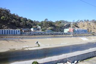 L.A. Metro Gold Line Maintenance Yard