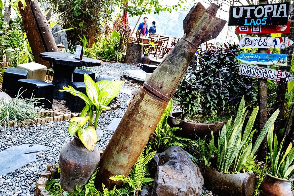 Utopia Cafe--Luang Prabang 2