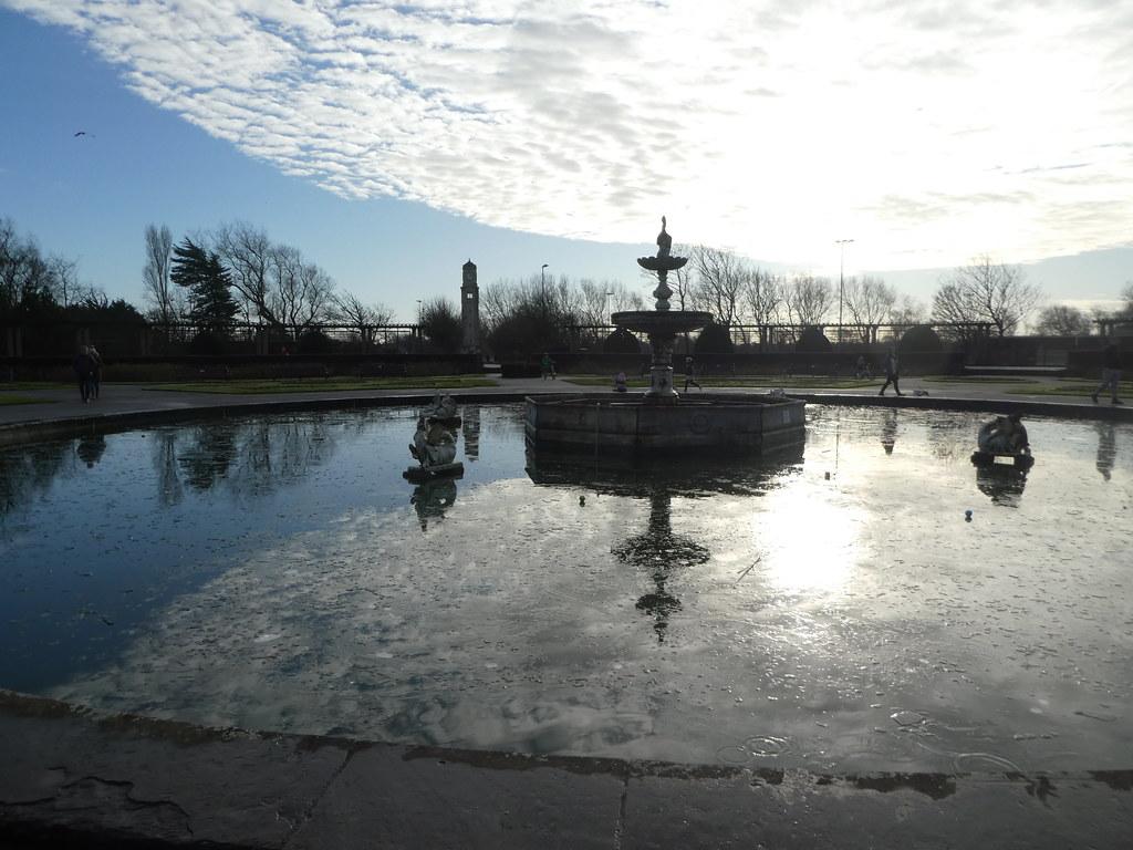 Stanley Park Blackpool