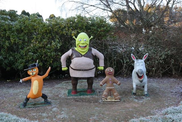 Shrek YMCA