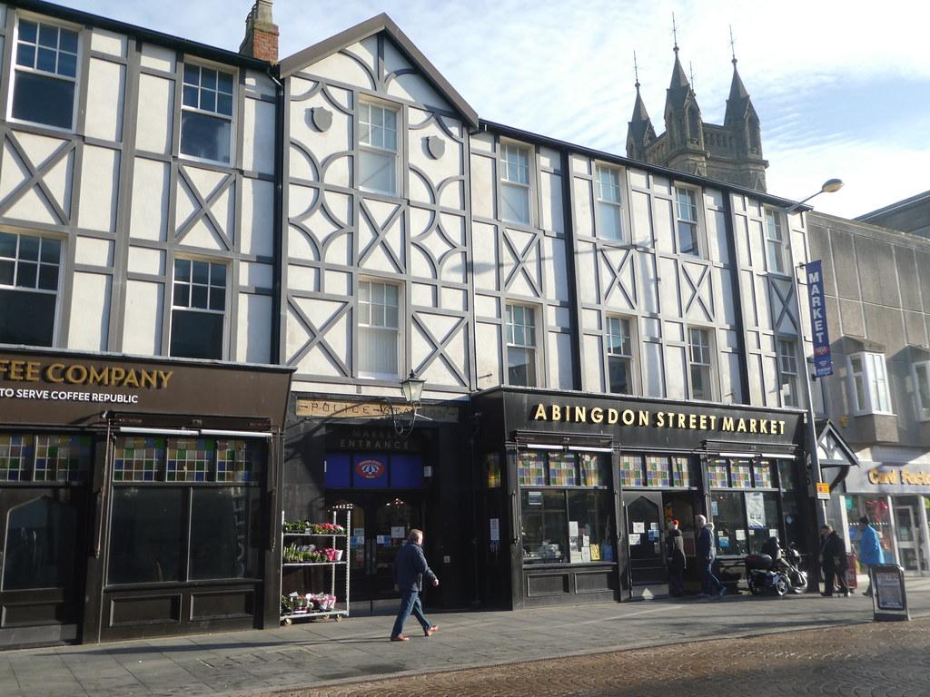Abingdon Street Market, Blackpool