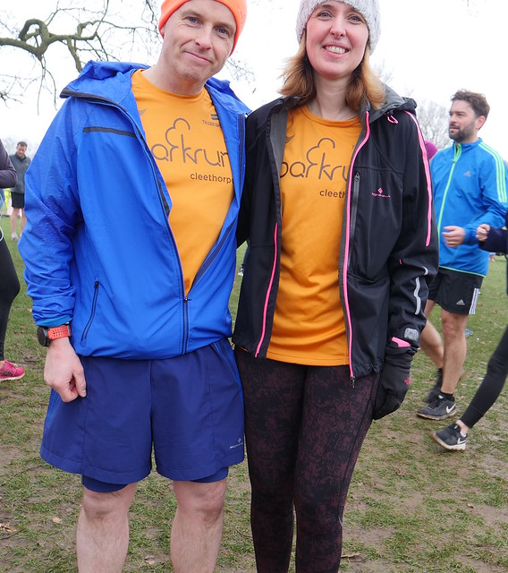 Parkrun tourists from Lincolnshire