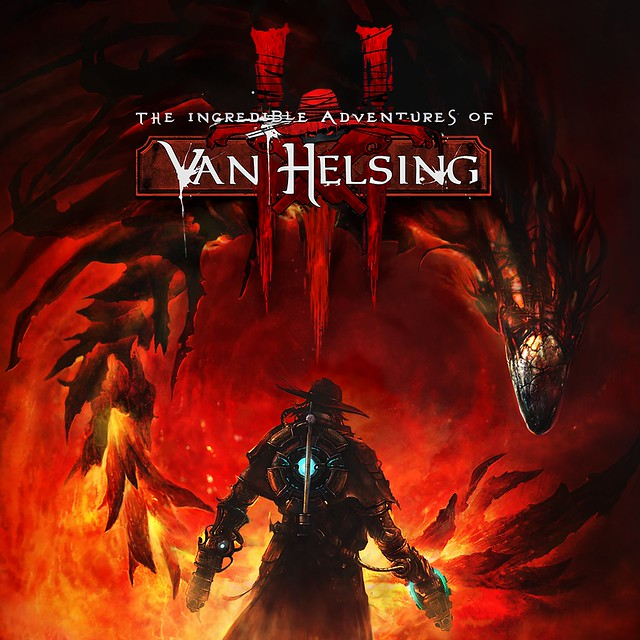 Thumbnail of The Incredible Adventures of Van Helsing III on PS4