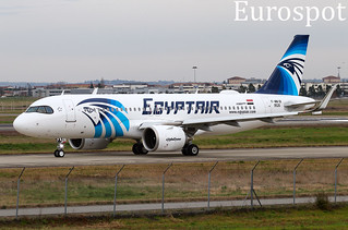 F-WWIR Airbus A320 Neo Egyptair