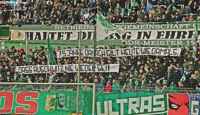 BSG Chemie Leipzig - BFC Dynamo