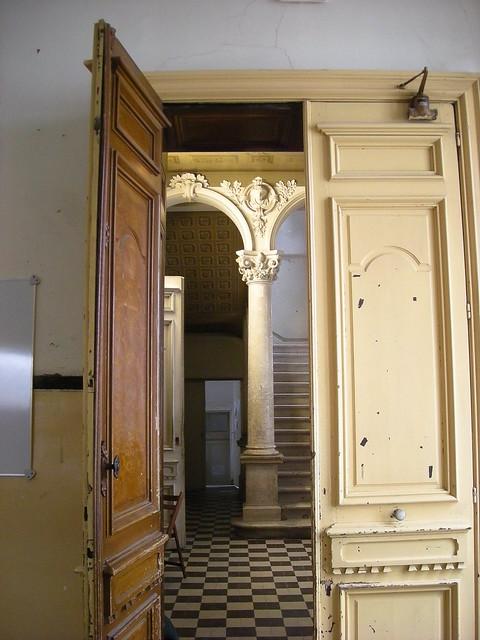 Palais Levesque - int.
