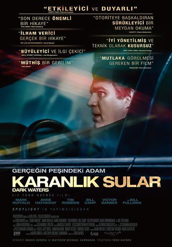 Karanlık Sular - Dark Waters (2020)