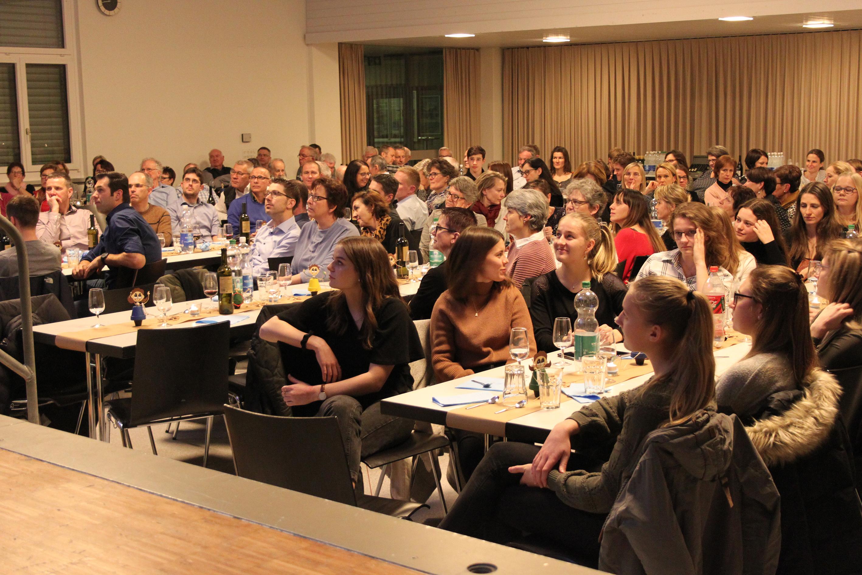 17. ordentliche Generalversammlung ESV Eschenbach