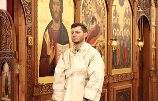 26.01.2020 | Воскресная Литургия в Юрьевом монастыре