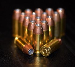 frangible ammo