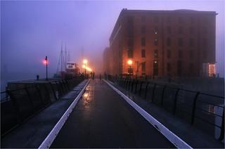 Albert Dock crossing