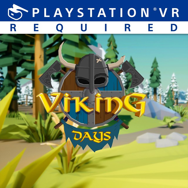 Thumbnail of Viking Days on PS4