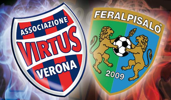 Virtus Verona - Feralpisalò le interviste