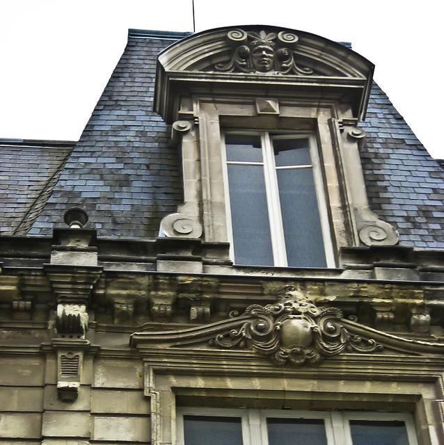 palais Levesque détail