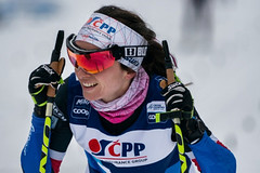 První postup Razýmové na SP v klasickém sprintu, v Oberstdorfu bere 25. místo