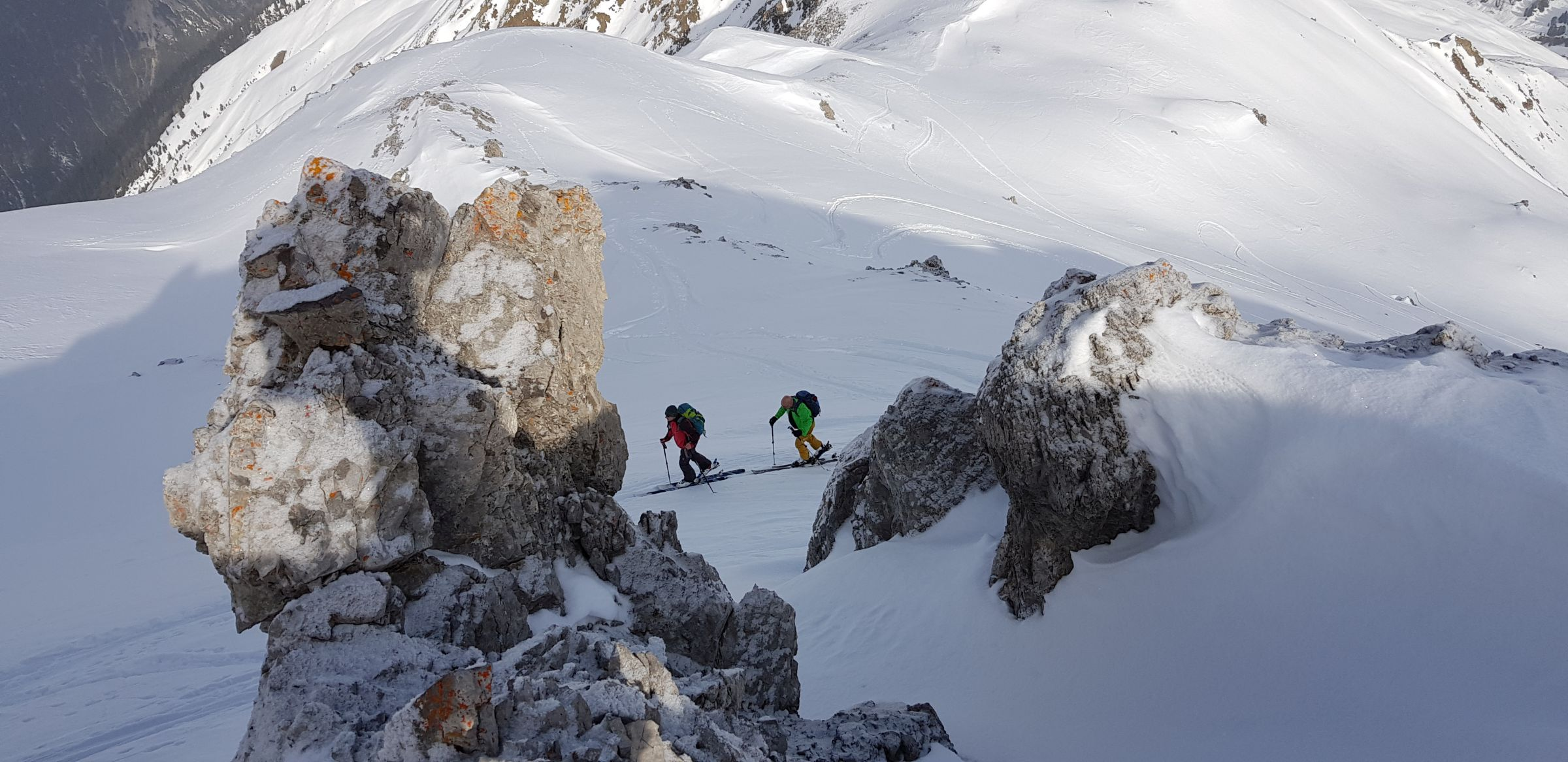 Skitour Büelenhorn 26.01.2020
