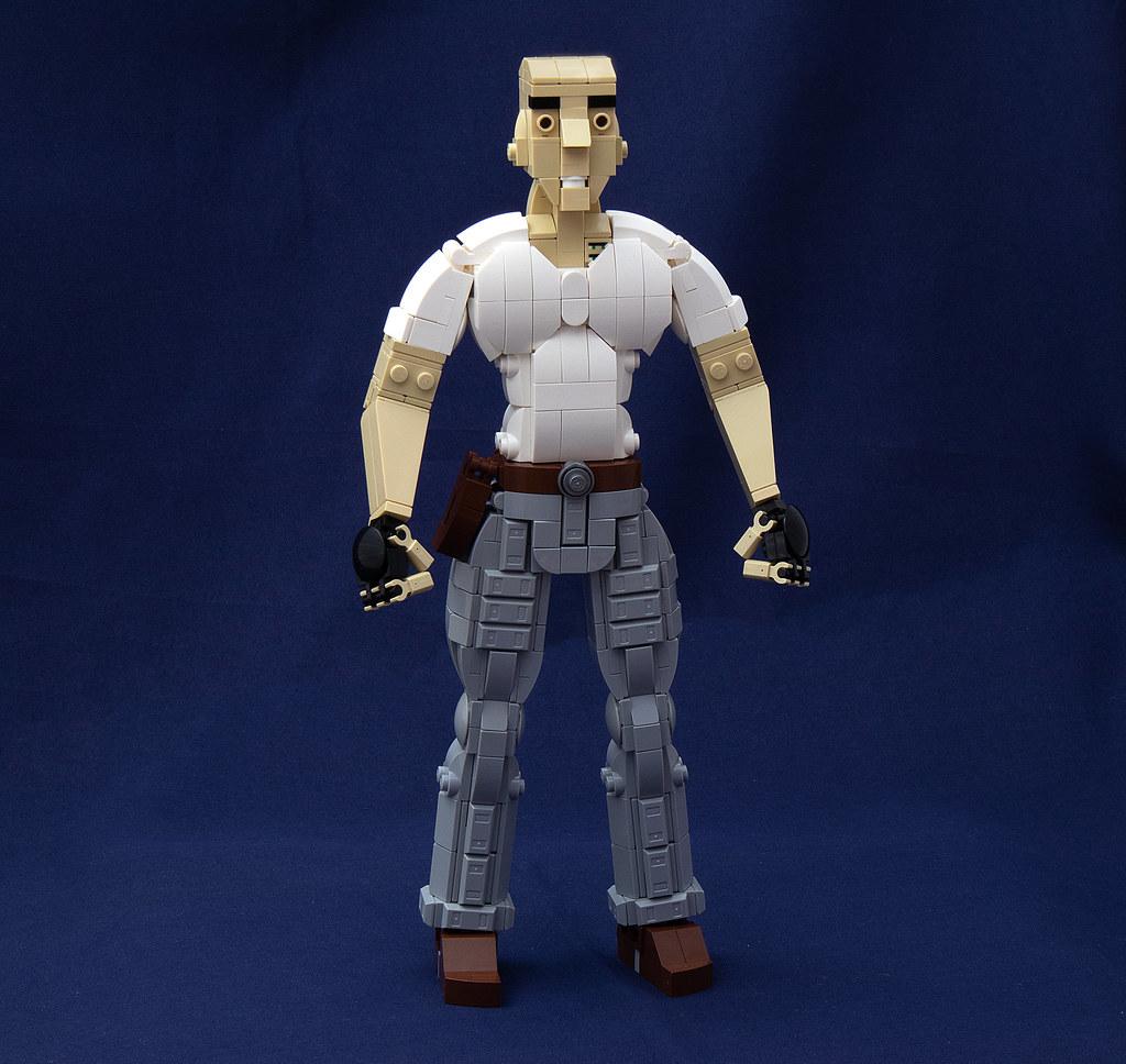 LEGO® MOC by vitreolum: Dr. Smolder Bravestone
