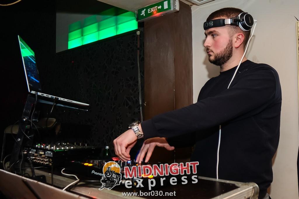 Midnight express (24.01.2018.)
