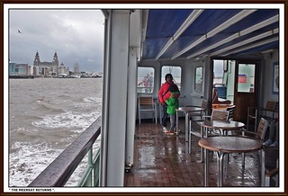 """"""" IT'S NOT ALWAYS SUNNY ON THE RIVER MERSEY """" :-)"""