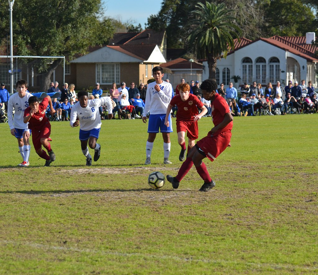 Soccer vs. Jesuit