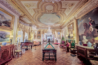 Cliffe Castle Great Drawing Room