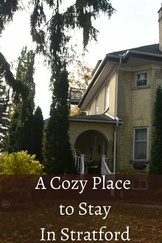A Cozy Place to Stay in Stratford, Ontario