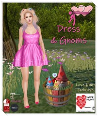 .Princess Stuff. Huntgifts for Love Hunt 2020!
