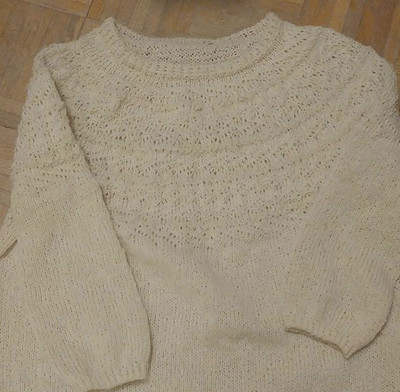 Jeannie's Elorie by Elizabeth Doherty using stash collected over the years!