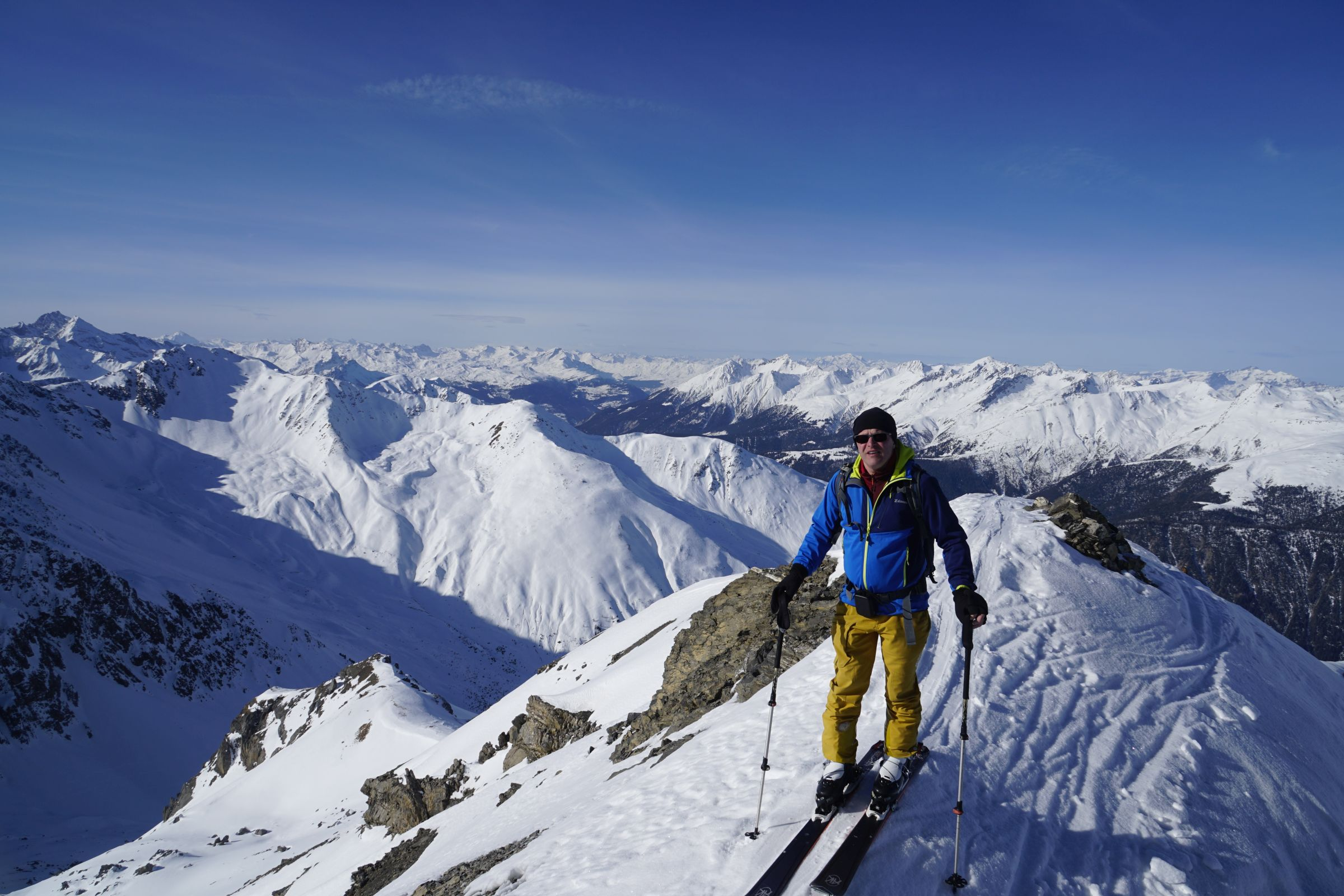 Skitour Chrachenhorn 27.01.2020