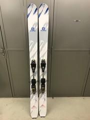 Skialp/freeride lyže Salomon MTN Lab - titulní fotka