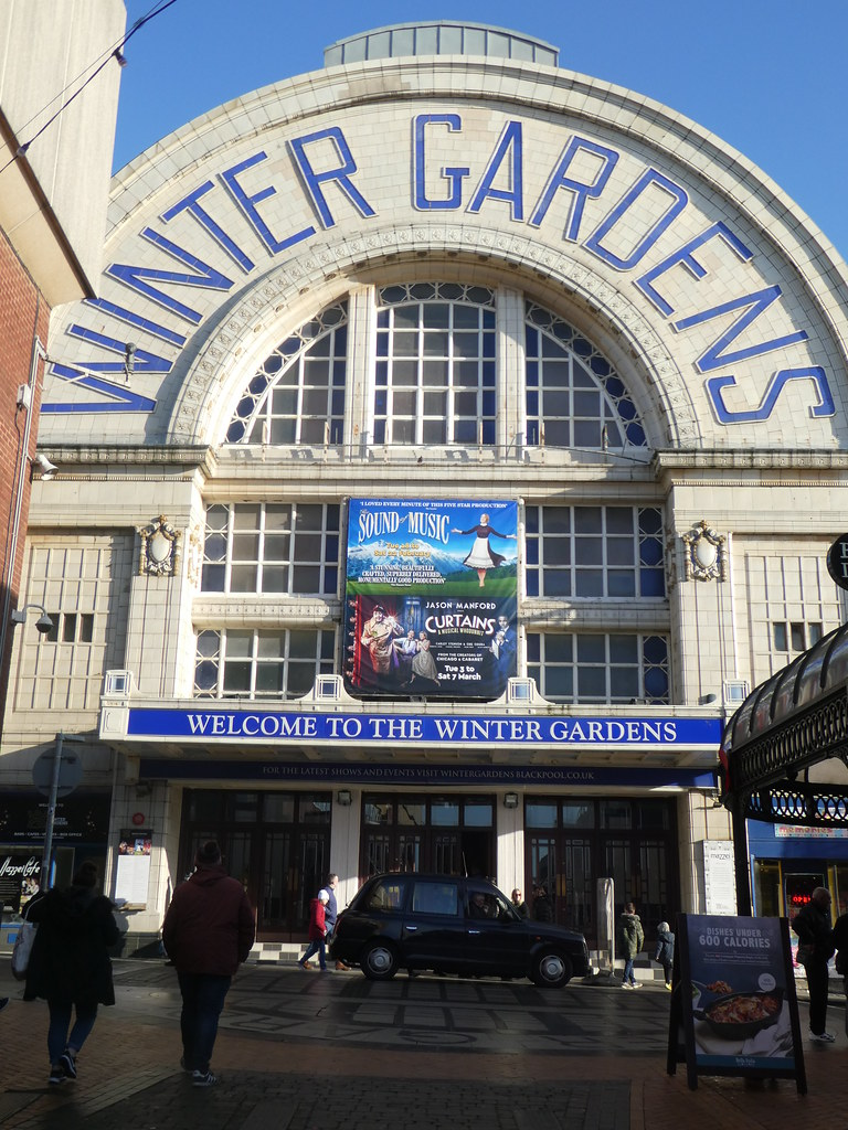 The Winter Gardens, Blackpool