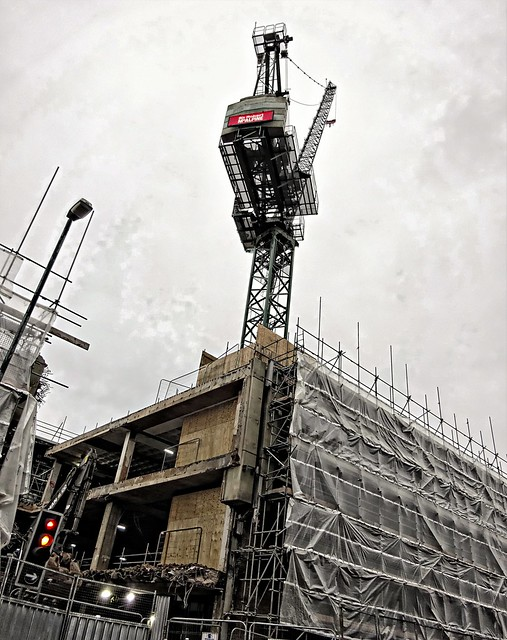 Rebuilding the Broadmarsh
