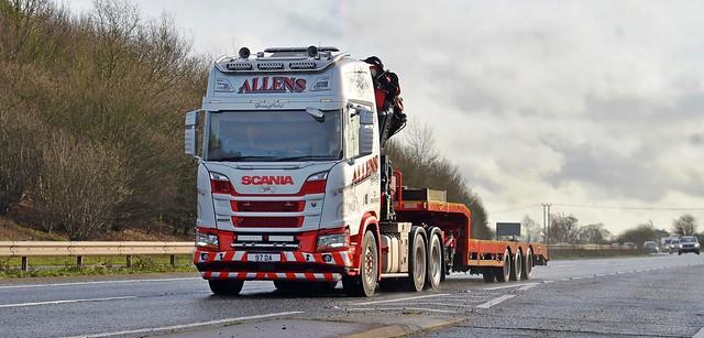 Allens - 97 DA - A47 Norwich