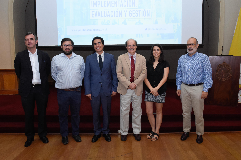 Seminario Hacia una mejor calidad de las políticas públicas