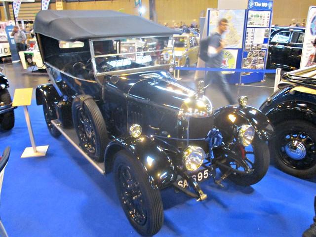 391 Morris Cowley 11.9 (Bullnose) (1924)