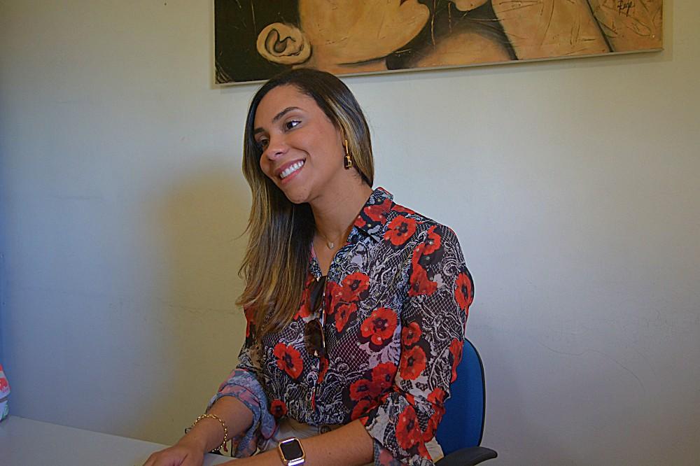 Emelly Pires, nova secretária de Desenvolvimento Social do Prado (2)