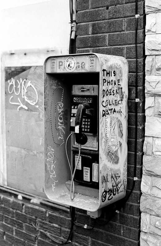 The Rare Payphone 2020